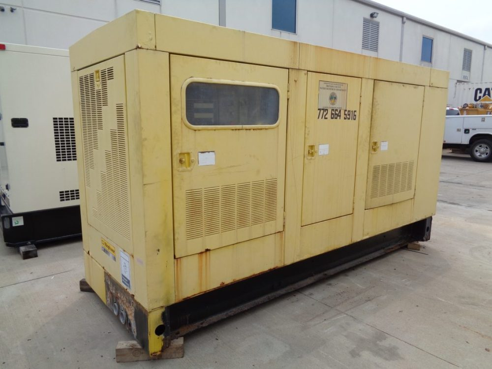 medium resolution of caterpillar 3406c generator set