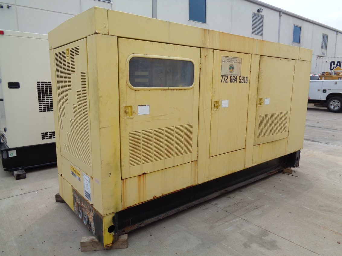 hight resolution of caterpillar 3406c generator set