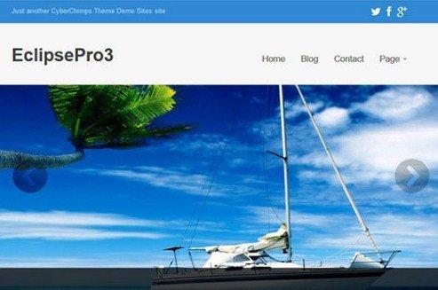 CyberChimps Eclipse Pro 3 WordPress Theme