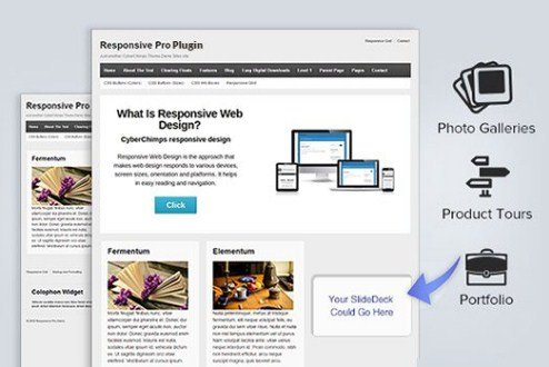 CyberChimps Responsive Pro WordPress Plugin
