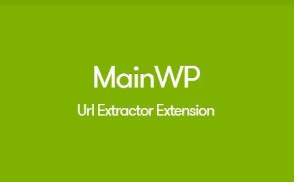MainWP Url Extractor Extension