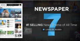 Newspaper WordPress Themes