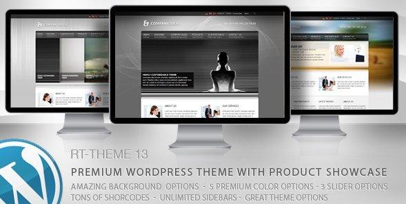 RT-Theme 13 - Multi-Purpose WordPress Theme