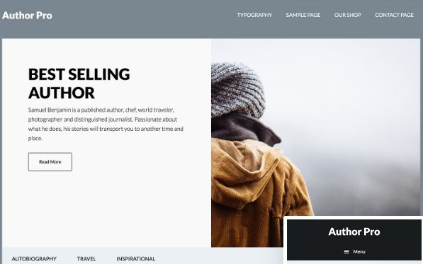 StudioPress Author Pro Theme