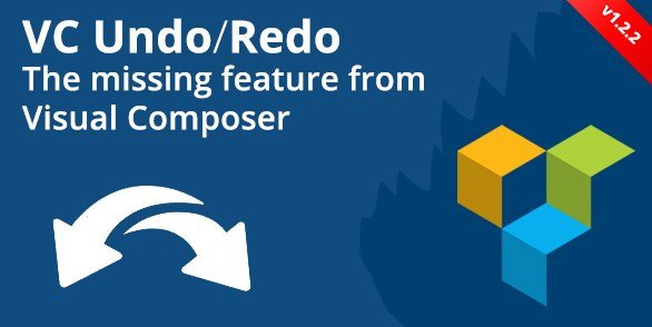 Visual Composer Undo/Redo Buttons