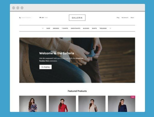 WooThemes Galleria WooCommerce Themes