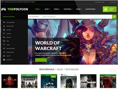 YITH The Polygon Premium WooCommerce Themes