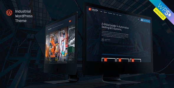 Industry Industify | Industry WordPress Theme for Industry and Factory