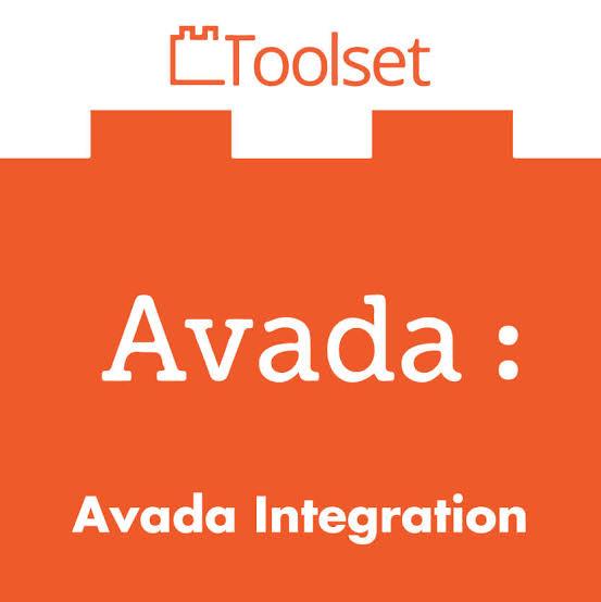 Toolset Avada Integration