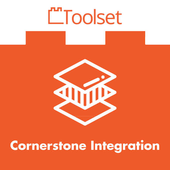 Toolset Cornerstone Integration