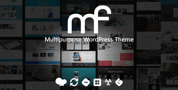 MF - Responsive Multipurpose Theme