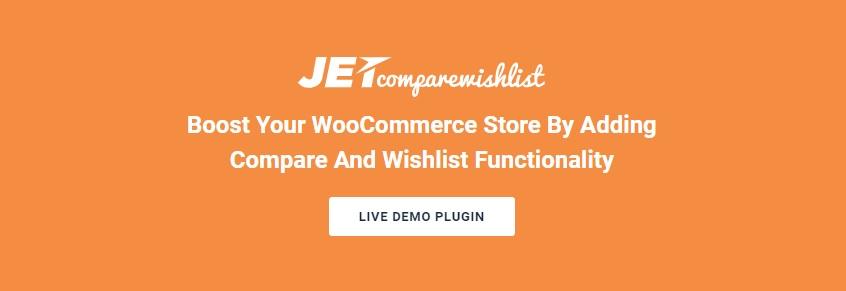 JetCompareWishlist For Elementor WordPress Plugin