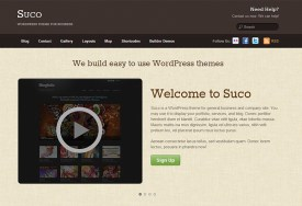 Themify Suco WordPress Theme