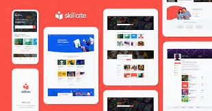 Skillate – WordPress eLearning Theme
