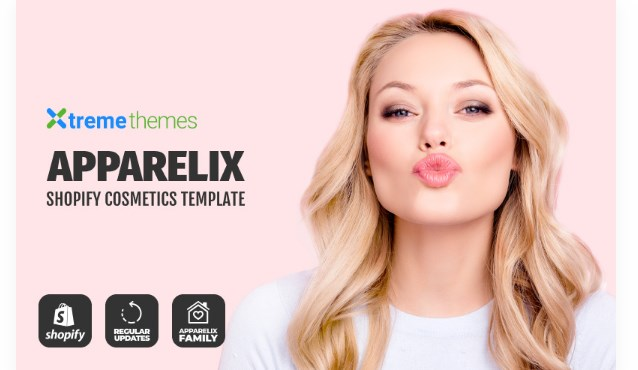 TM Korean Cosmetics Store Shopify Theme