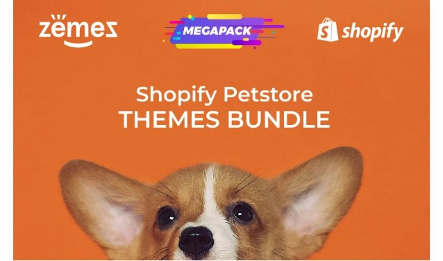TM Pets Store Themes Bundle Shopify Theme