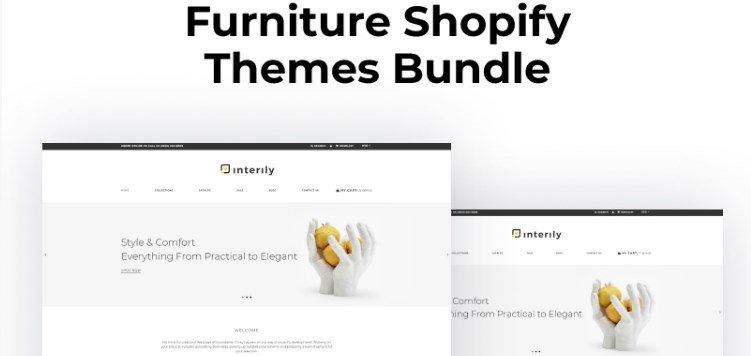 TM Shopify Themes for Furniture Websites