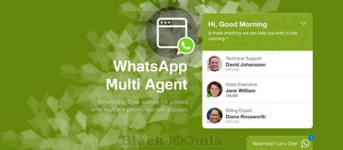 WhatsApp Multi Agent