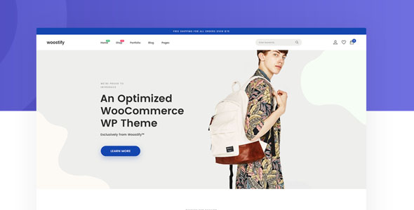 Woostify Pro - WooCommerce Theme