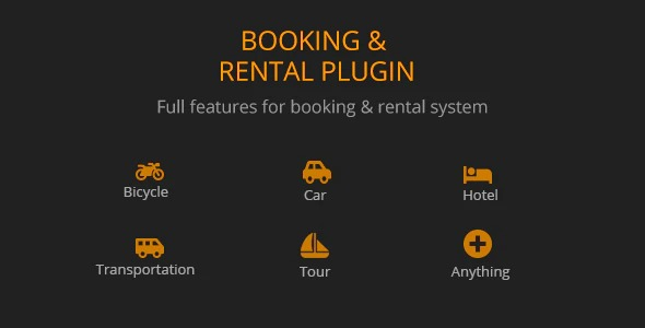 BRW Booking Rental Plugin WooCommerce
