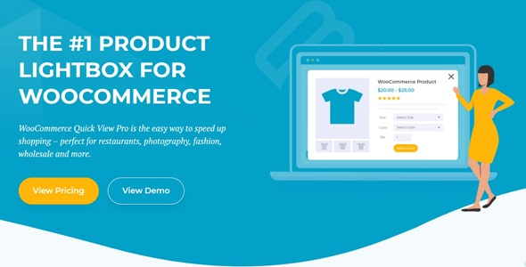 Barn Media WooCommerce Quick View Pro