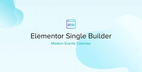Elementor Single Builder for Modern Events Calendar (MEC)