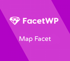 FacetWP Map Facet Add-On