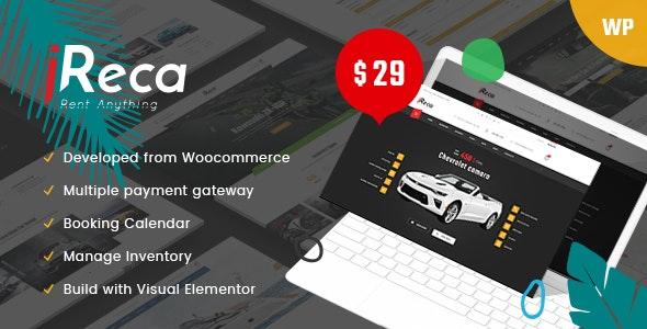 Ireca - Car Rental Boat