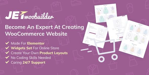 JetWooBuilder WooCommerce Page Builder for Elementor