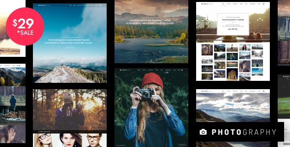 Photography - WordPress for Photography