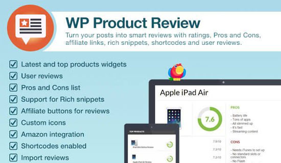 ReviewX Pro WordPress Plugins