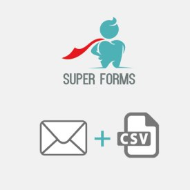 Super Forms - CSV Attachment