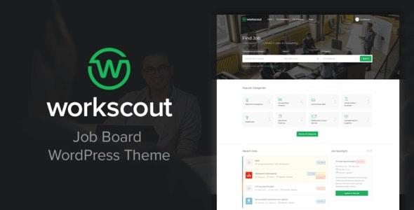 WorkScout- Job Board WordPress Theme
