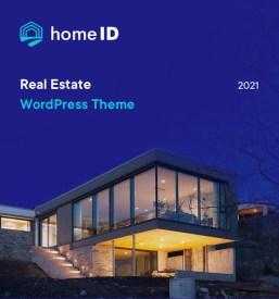 HomeID - Real Estate WordPress Theme GPL