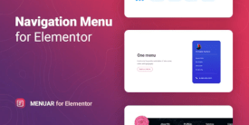 Menuar - Navigation Menu for Elementor