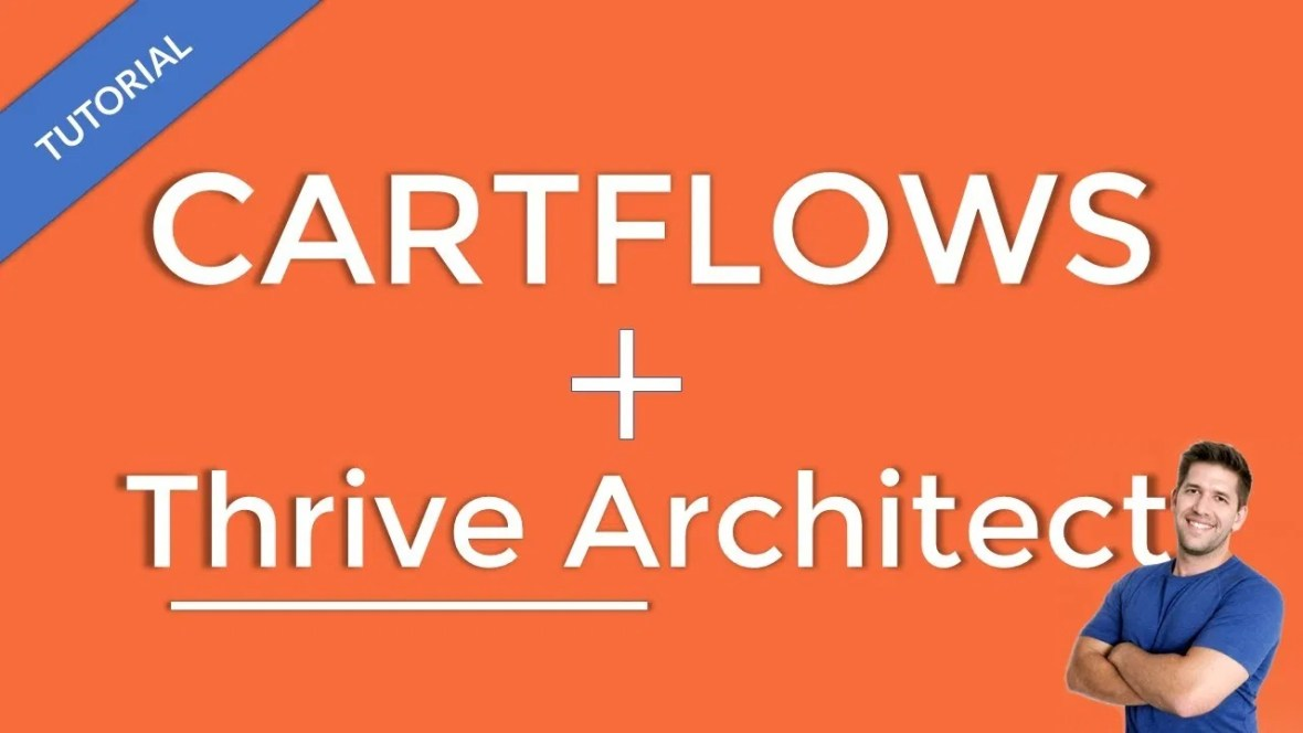 CartFlows Thrive Architect Flows