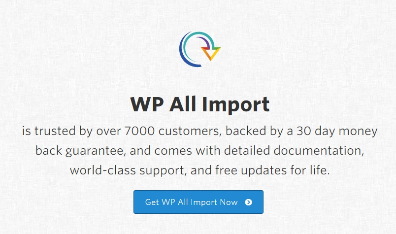WP All Import Pro + WooCommerce and ACF Addons Beta