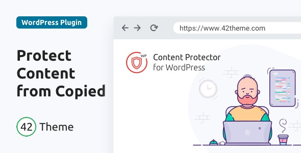 Content Protector for WordPress - Prevent Your Content from Being Copied