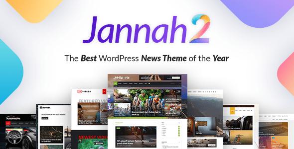 Jannah Newspaper -Magazine News BuddyPress AMP