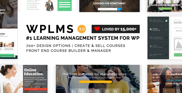 WPLMSLearning Management System