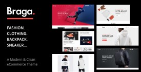 Braga - Fashion Theme for Woo WP