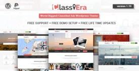 Classiera - Classified Ads WordPress Theme
