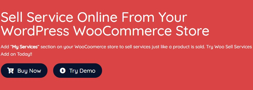 Woo Sell Services - WooCommerce Add-On Plugin - WBCOM Designs
