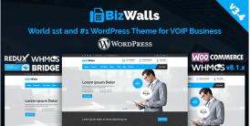 BizWalls | Responsive VOIP - Virtual Phone Business WordPress Theme