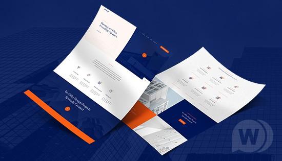 JA Artsy - Joomla template for architecture and interior design