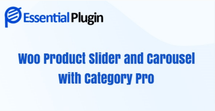 WP Online Support Woo Product Slider and Carousel with Category Pro