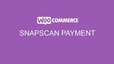 WooCommerce Snapscan Payment Gateway
