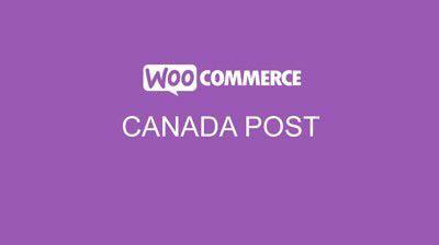 Woocommerce Canada Post Shipping Method