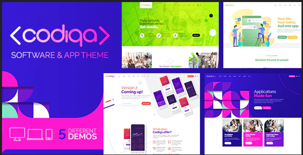 Codiqa - Software, App & Digital
