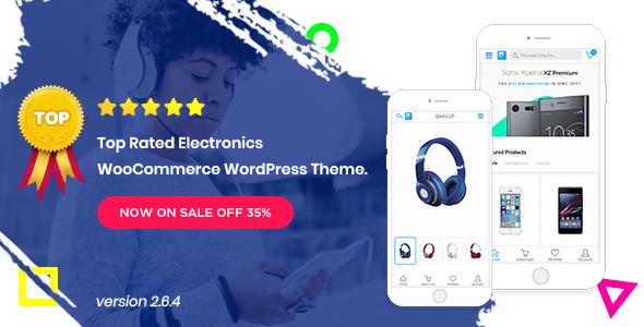 Cena Store Multipurpose Woocommerce Wordpress Theme